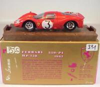 Brumm 1/43 Ferrari 330 P4 (1967) 1000 Km Monza in OVP #391