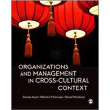 Organizational Behaviour by Rabindra Nath Kanungo (author), Zeynep Aycan (aut...