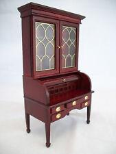 GEORGE WASHINGTON DESK dollhouse furniture wood T3474 1/12 scale