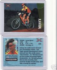 1994 GENERATION EXTREME MISSY GIOVE CYCLING CARD ~ WNBA ~ MULTIPLES AVAILABLE