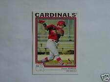 03 TOPPS FIRST YEAR JESSE ROMAN #307 - CARDINALS