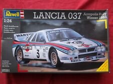 Revell Lancia Rallye Walter Röhrl / Geistdörfer Acropolis 1983 1:24