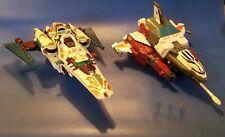 Energon Jetfire & Cybertron Vector Prime Lot