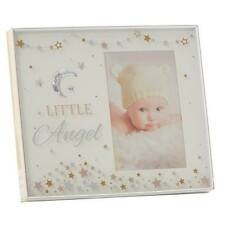 Baby Photo Frame Gift - Little Angel With Moon and Stars Decor 270634