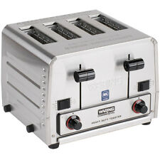 Waring Wct855 Heavy Duty Switchable Bagel/Bread Pop-Up Toaster 240V