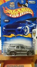 Hot Wheels First Editions Cadillac Escalade 2003-052  (9999)