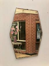 Vintage RETRO Bevelled EDGE Wall Mantle MIRROR QZZQ Adelaide