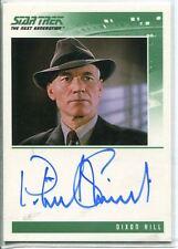 Star Trek TNG Quotable Autograph Card Patrick Stewart