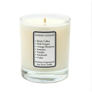 HC-F05 - black opium Like Perfume - Personalised Soy Wax Candle - 20cl