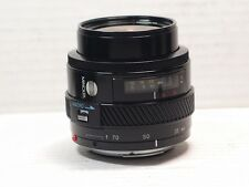 Minolta Af 35-70mm F4 lens Fit To All Sony Alpha Digital Slr Camera