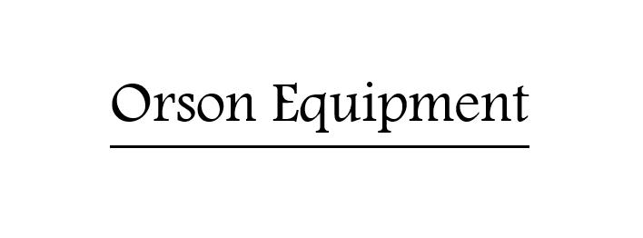 Orson Equipment