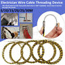 5/10/15/20/25/30M Electrician Wire Cable Threading Device Fish Tape Puller 5mm