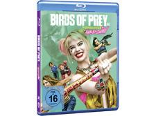 ** BIRDS OF PREY ** [Blu-ray] - Amaray Chase -  ** NEU + OVP **