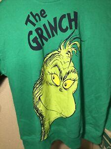 The Grinch Christmas sweater Read Description