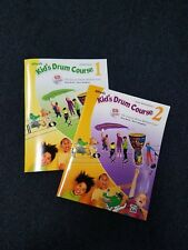 Alfred'S Kid'S Drum Course 1 & 2 Includes Cd