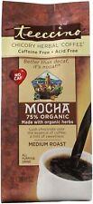 Mocha Chicory Herbal Coffee, Teeccino, 11 oz