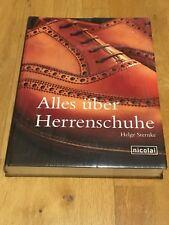 Alles über Herrenschuhe ISBN9783894792527 Fachliteratur Originalverpackt