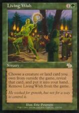 Living Wish   NM   Judgment   Magic MTG