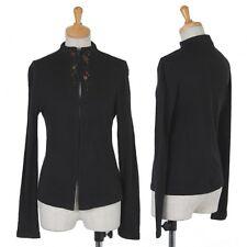 Jocomomola Embroidery Cardigan Size 40(K-51306)
