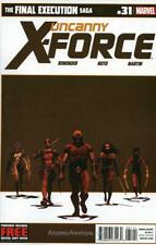 Uncanny X-Force #31 VF/NM; Marvel | save on shipping - details inside