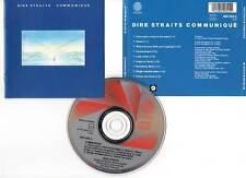 """DIRE STRAITS """"Communiqué"""" (CD) 1979"""