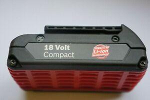 Original Bosch Akku 18 V 1,3 Ah Li  Ion   Compact  Top Angebot - NEU - !!!!