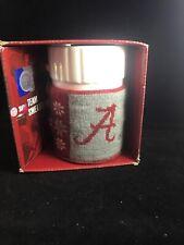 NCAA Argyle Knit Sweater Mug Alabama Crimson Tide Forever Collectibles