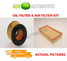 PETROL SERVICE KIT OIL AIR FILTER FOR VOLKSWAGEN POLO 1.2 64 BHP 2001-07