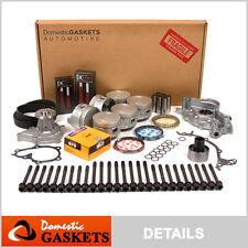 Fit 1994 Nissan Maxima 3.0L SOHC Master Engine Rebuilding Kit VG30E