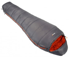 Vango Nitestar 350 D of E mummy shaped 3-4 season sleeping bag EXCALIBUR (GREY)