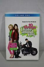 10 Things I Hate About You Volume One DVD Video