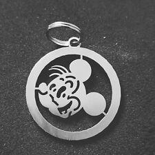 ✅ Schlüsselkappe Schlüsselanhänger Mickey Minnie Maus Toodles Kappe Key Holder✅