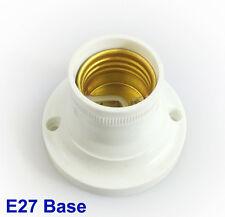 1x New large Edison Screw Socket ES E27 Light Lamp Bulb Holder Surface Fixing