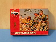 Airfix A01751 WWII US Paratroops 1 72 Scale Series 1 Plastic Figures