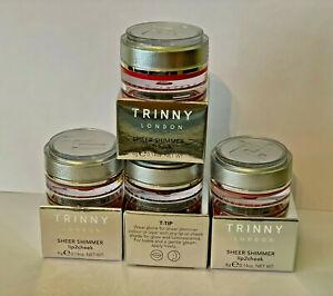Trinny London - Lip2cheek - Bunny, Emily,Dido,Mama! MULTIPLE PURCHASE SAVINGS!!!