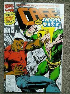 March 1993 Marvel Comics CAGE #12 VOLUME #1