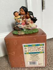 """enesco friends of the feather figurines """"New Sole Sisters�"""