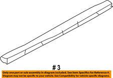 CHRYSLER OEM Rear Bumper-Bumper Cover Retainer Plate MB888343