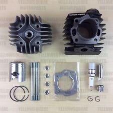Cylinder Barrel Kit Suzuki LTA50 LTA 50 2002-2005. JR50 1978-2006 Piston Quad