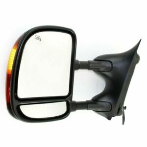 New Driver Side Heated Mirror For Ford F250 Super Duty 1999-2007 FO1320268