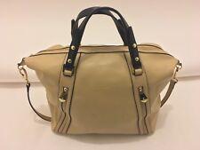 a752badf3d Pour La Victoire Satchel Handbag - Beige Leather - Excellent Condition -  Used 1X