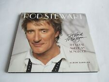 ROD STEWART It Had To Be You CD RARE 5 TRK SAMPLER PROMO ONLY DJ CD 2002