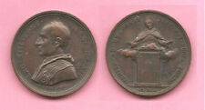 More details for vatican city papal states leo xiii pont max medal / token. bianchi engraver.