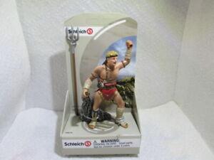 Schleich New Heroes RETIARIUS Gladiator 70075 Adventure Fantasy Figure Retired