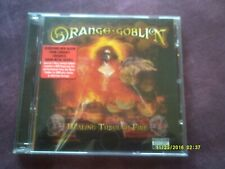 ORANGE GOBLIN-HEALING THROUGH FIRE CD + DVD