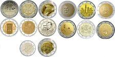 2 EURO COMMEMORATIVI EMISSIONE 2020 TUTTE LE MONETE FDC