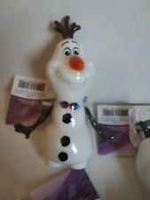 Disney Frozen Christmas Ornaments snowman OLGA  (lot of 3)