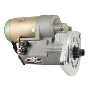Tuff-Stuff Starter Motor 13149; Zinc 3.0hp Mini Denso GR for Ford 429/460 BBF
