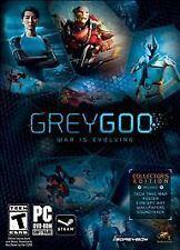 Grey Goo: Definitive Edition Steam Key