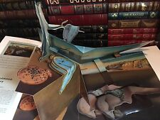 Salvador Dali Amazing Pop-Up Brand New Large Coffee Table Hardcover See Pics ◐‿◐